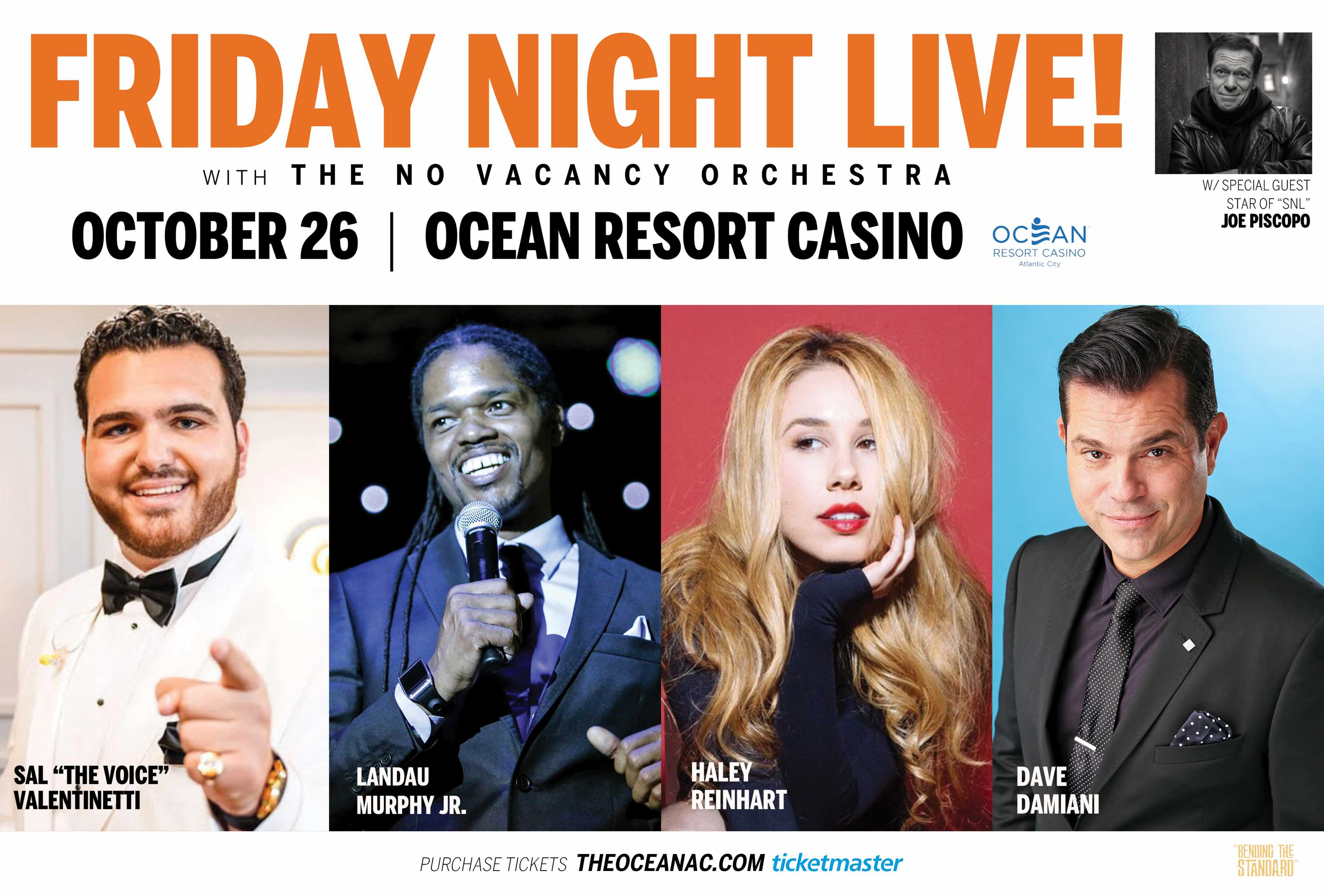 Friday Night Live - Sal, Haley, Landau, Damiani & Piscopo