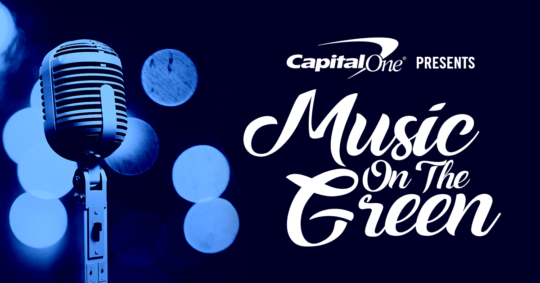 Capitol One Presents Music on the Green