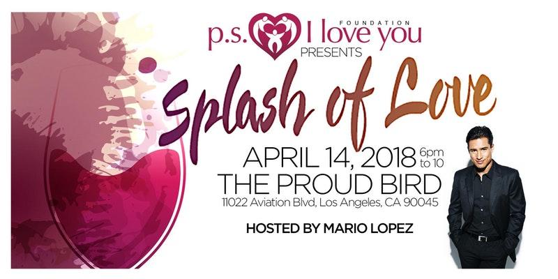 Splash of Love - with Mario Lopez & Dave Damiani