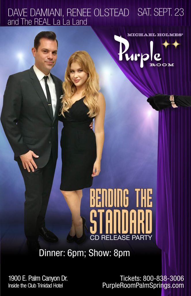 THE REAL LA LA LAND at The Purple Room