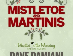 Mistletoe and Martinis Landau, Damiani & Friends - Hollywood, CA