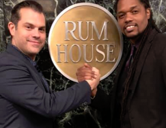 Clone of Damiani & Landau at The Rum House - NYC