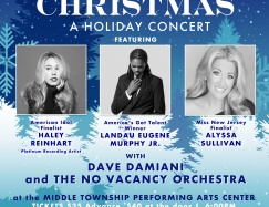 Sounds Of Christmas w/ Haley Reinhart, Landau Murphy Jr, Alyssa Sullivan & Dave Damiani