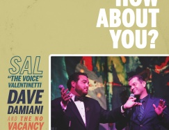 """Sal """"The Voice"""" Valentinetti w/ Dave Damiani - New Music Release - Vibrato"""